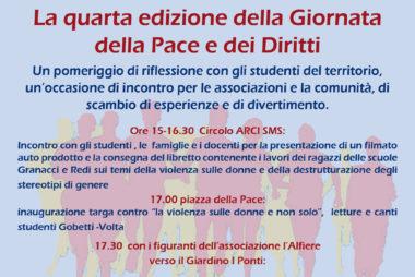 Giornata della Pace e dei Diritti