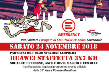 Corriamo per Emergency