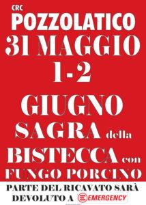 Festa della bistecca a Pozzolatico 31 maggio - 2 Giugno @ Pozzolatico | Toscana | Italia