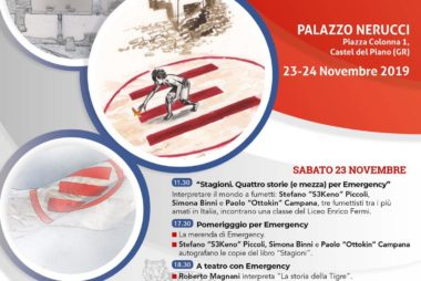 Emergency 25 anni a Castel del Piano