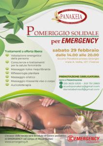 Benessere solidale al centro Panakeia @ Centro Panakeia | Firenze | Toscana | Italia